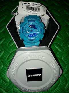 Casio G-Shock (Electric Blue)