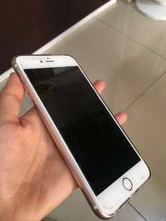 Iphone 6s+ 16gb gold