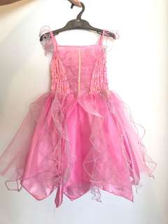 Princess Dress Mothercare ELC 2-3 yrs