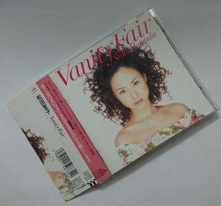 日版 松田聖子 1996 Vanity Fair 大碟