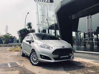 Ford Fiesta Type S 2014