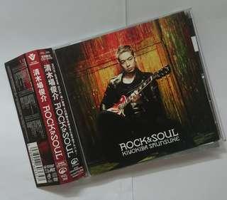 日版初回 清木場俊介 Rock & Soul 大碟 CD+DVD Exile前主唱