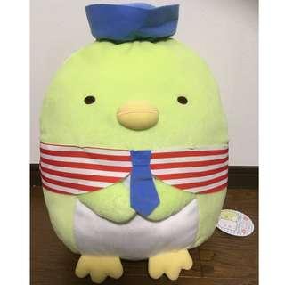 LAST PC - SUMIKKO GURASHI PENGUIN SAILOR PLUSH LARGE JAPAN