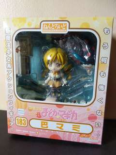 Good Smile Company Authentic Nendoroid 183 Tomoe Mami