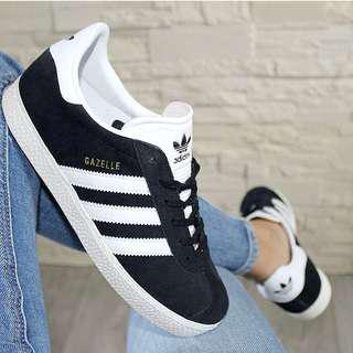 Sepatu abg pria wanita adidas gazelle original