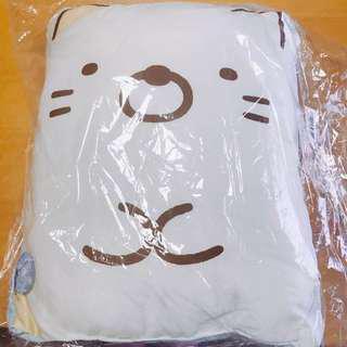 SUPER COOLING - NEW SUMIKKO GURASHI CUSHION PILLOW - JAPAN - CAT