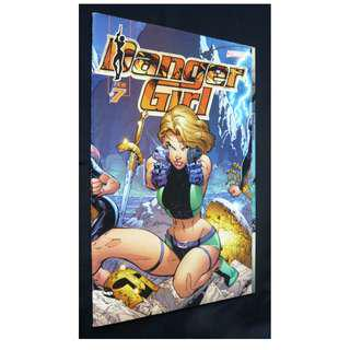 Danger Girl #7 (Wildstorm Cliffhanger) Comic (J Scott Campbell)