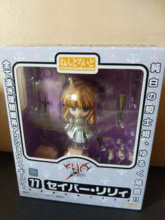 Good Smile Company Authentic Nendoroid 77 Saber Lily