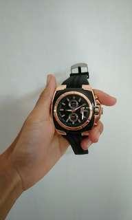 Jam tangan pria / cowo with defac Rp.40.000