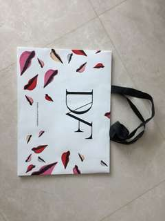 DVF paper bag