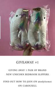 Giveaway #1 @onlyformoi