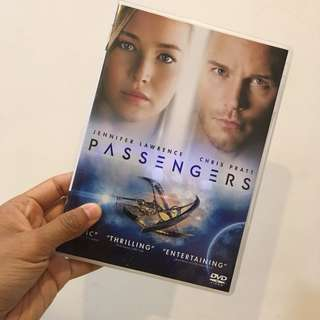 🎉 Passengers Chris Pratt Jennifer Lawrence