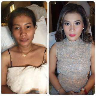 Jasa make up artis
