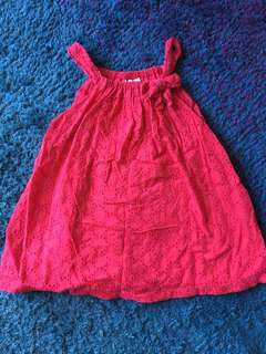 Cotton On Dress 1Y