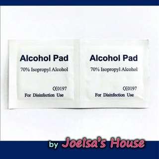 Alcohol Pad (Twin pad) 酒精消毒棉 (2片装)