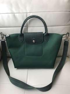 Authentic Longchamp Neo Le Pliage Crossbody Bag