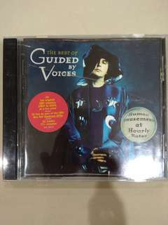 CD Guided by voices - The best of