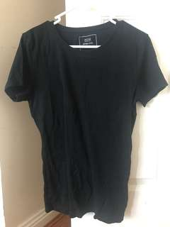 Casual black tee *BUY 3 for $5*