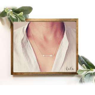 NEW Arrow necklace