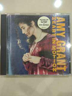 CD Amy Grant - Heart in motion