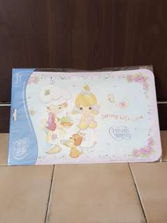 Placemats 4x - Precious Moments