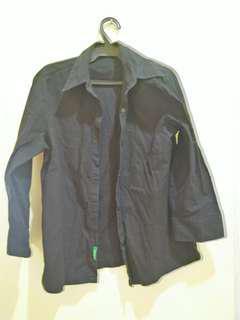 United Colors Of Benetton® Black polo shirt 💥