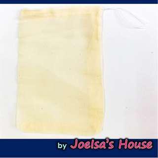 Linen Soup / Tea Filter Bag 汤料布袋 / 茶袋