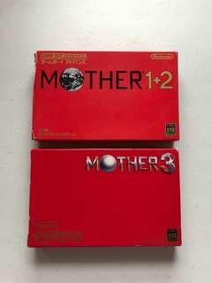 Mother Gameboy Advance Cartridge Japan