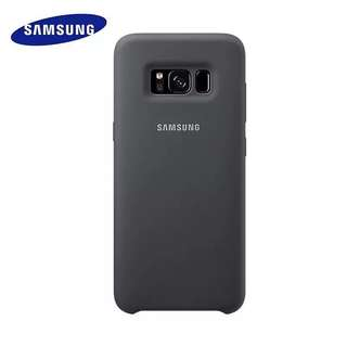 Samsung Silicon Soft Back Cover Note 8/S8/9+