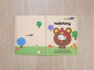 Hello Kitty 森林系動物相簿3R 48張 快圖美