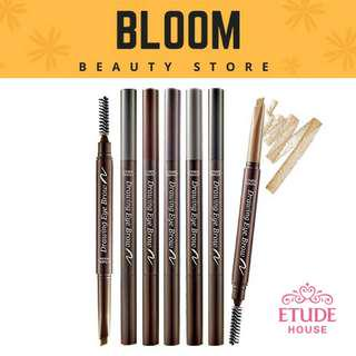 ETUDE HOUSE Drawing Eye Brow Pencil 0.25g (4 Colours)