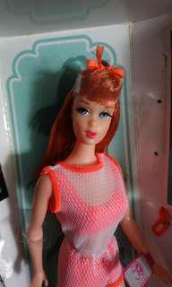1967 Twist n Turn Barbie Doll