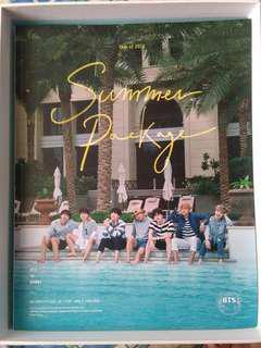 BTS SUMMER PACKAGE 2016 IN DUBAI PHOTOBOOK ONLY