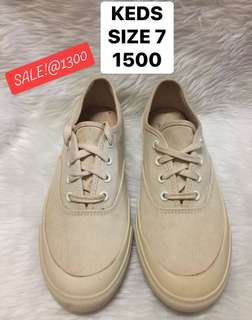 Authentic keds size 7 womens