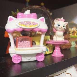 Marie Popcorn Car Set🍿
