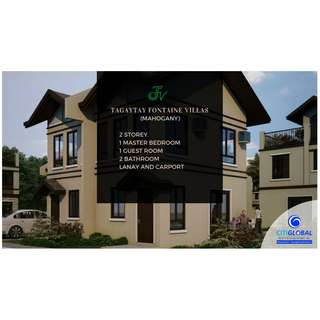 2 Storey house in Metro-Tagaytay