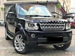 LAND ROVER DISCOVERY 3.0D TSS
