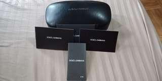 Dolce Et Gabbana Shades Box