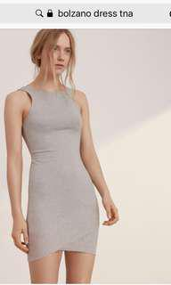 BNWT Aritzia tna Bolzano dress