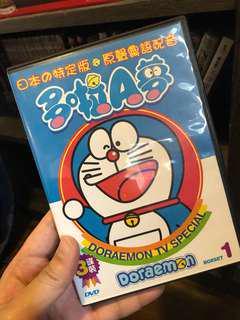 叮噹 多啦A夢 Doraemon DVD boxset 1