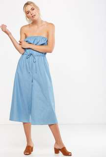 #Fashion100 [BUY1FREE1] Cotton On Woven Betty Playsuit
