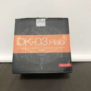 ID-COOLING DK-03 Halo CPU Cooler