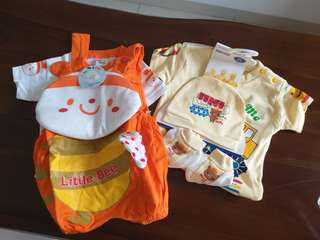 Baju bayi laki laki (new)