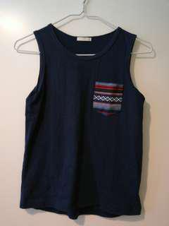 *Used* GU 背心 (for kids size 140)