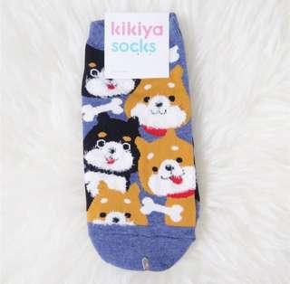 Doggy Patern Sock