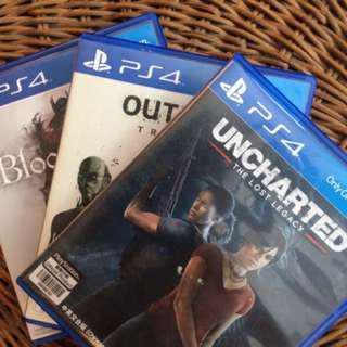 PS4 Games ‼️