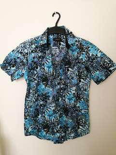 Batik Shirt.