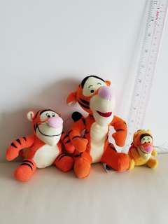 跳跳虎( 搖動會發聲嬰兒玩具、 變形跳跳虎、吊飾)