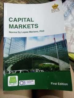 Capital Markets Rex bookstore