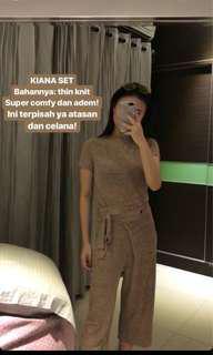 Kiana Set by The Clothing Diary